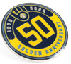 Milwaukee Brewers 50th Anniversary Pin - Limited 500