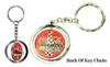 Bobby LaBonte #18 Spinner Key Chain