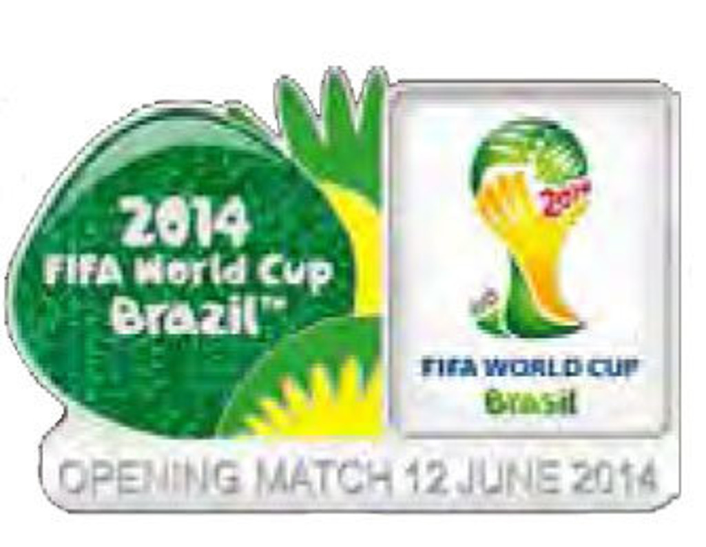 2014 FIFA World Cup Pins Now Available In USA