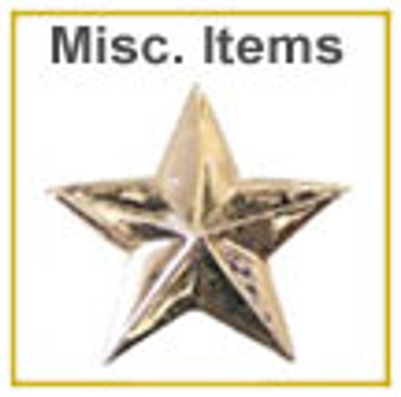 Misc. Pins