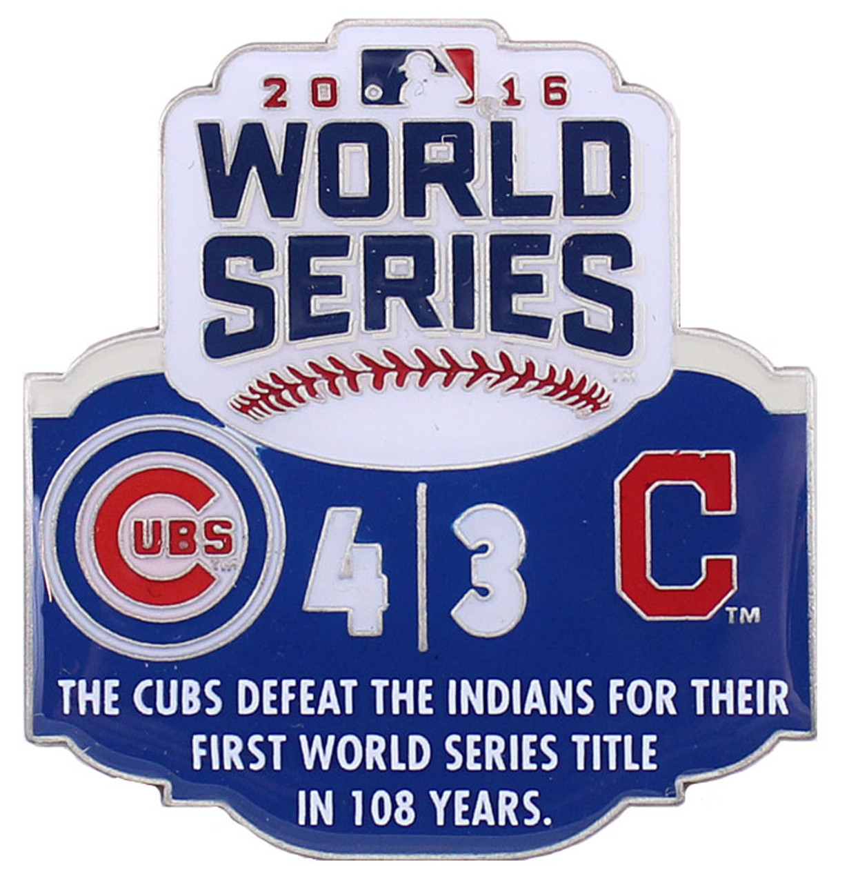 indians series cubs commemorative vs limited