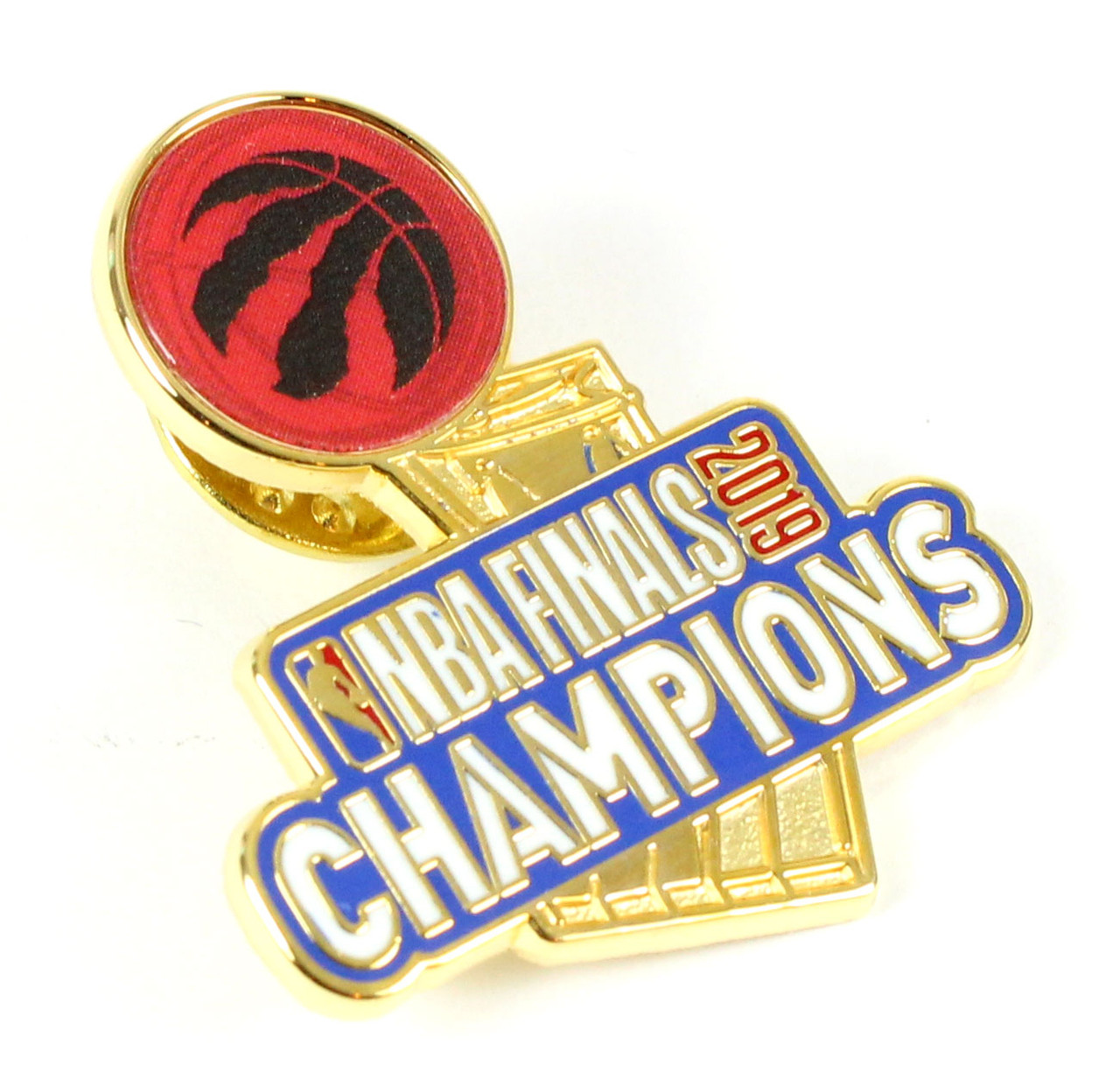 NBA Toronto Raptors Basketball Pin Free Combined Shipping