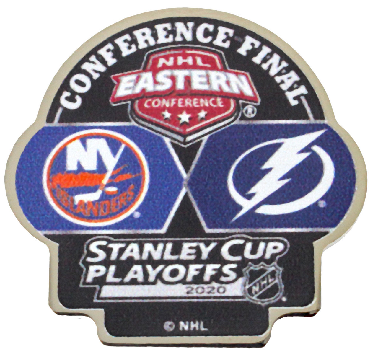 Islanders Eastern Conference Final PIN 2020 Stanley Cup Playoffs