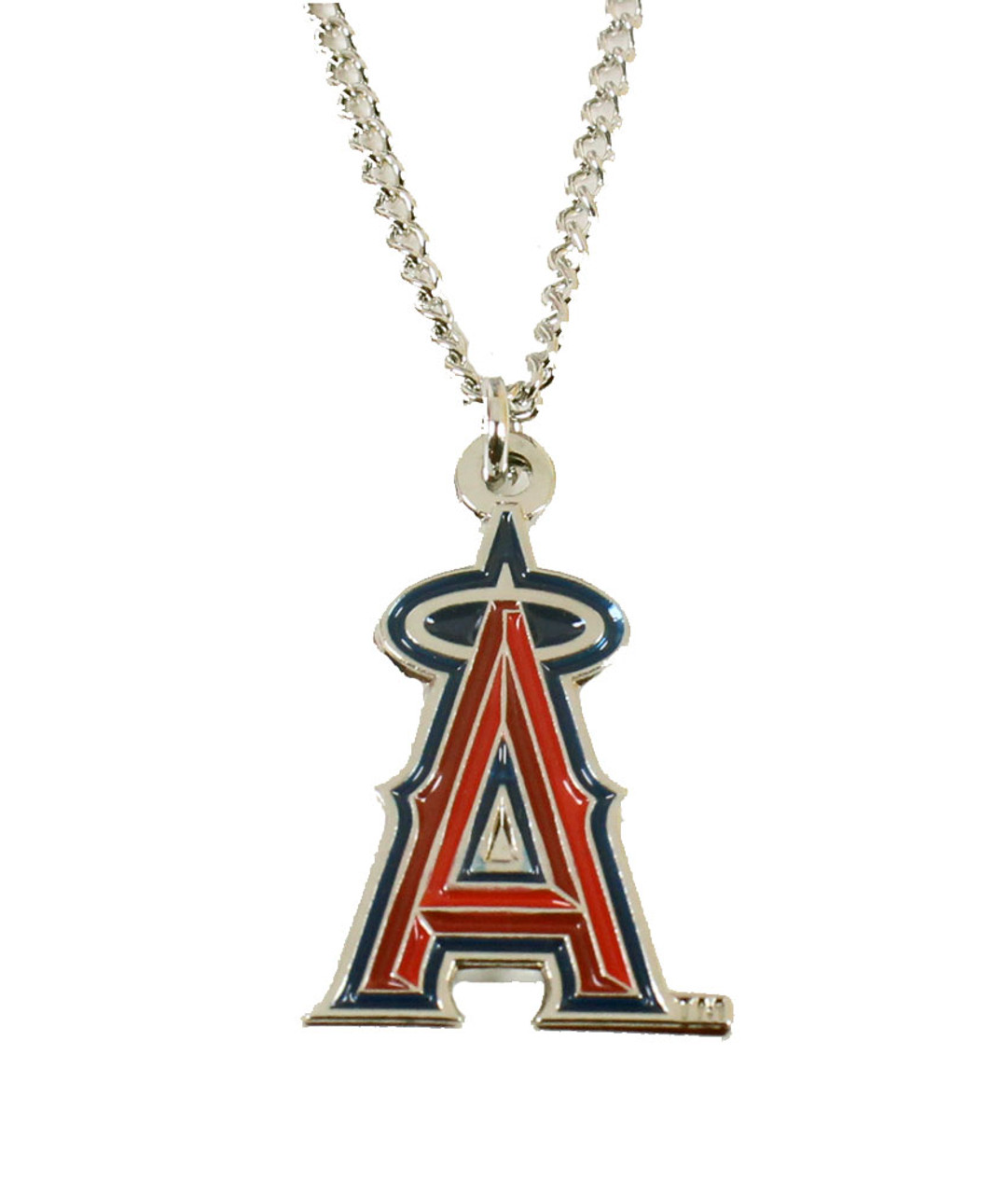 22cbf76f Los Angeles Angels Logo Necklace.