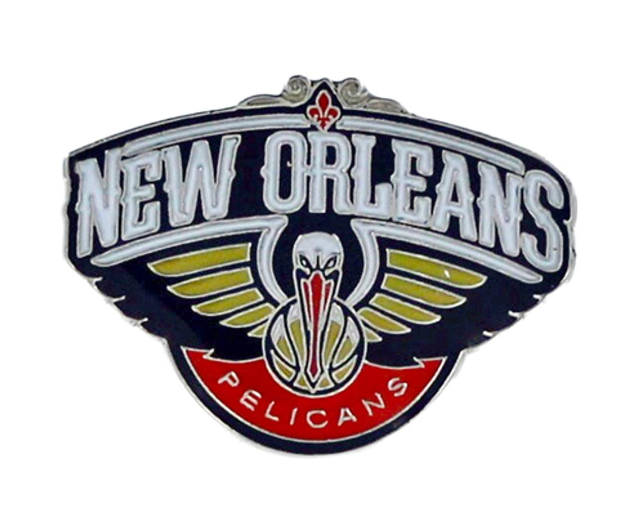 FANMATS NBA New Orleans Pelicans Vinyl 2-Pack Utility Mats
