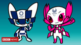 Tokyo 2020 Summer Olympic Mascots Make Their Debuts