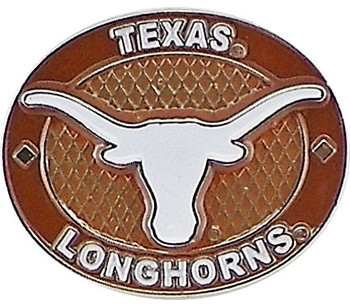 Texas Longhorns Oval Pin