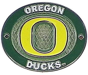 Oregon Ducks Oval Pin