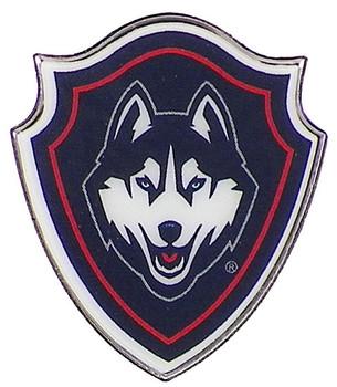 University of Connecticut Crest Pin