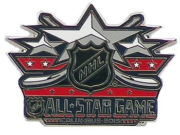 2015 NHL All-Star Game Logo Pin #2