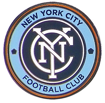 New York City Football Club Pin