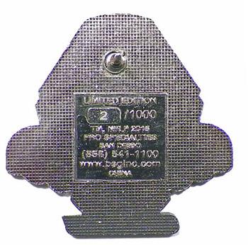 "Super Bowl XLIX (49) Champions ""Ultimate"" Pin - Limited 1,000 - Medium Style"