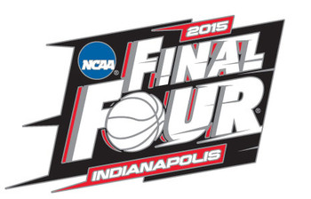 2015 Men's NCAA Final Four Logo Pin