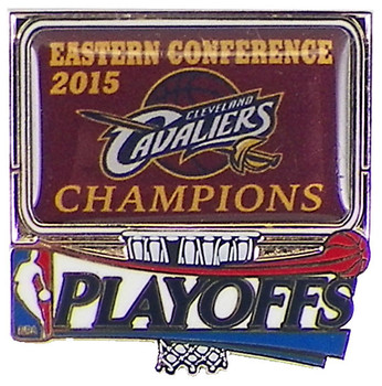 Cleveland Cavaliers 2015 Eastern Conference Champions Pin