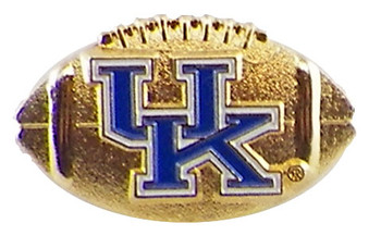 Kentucky Wildcats Football Pin