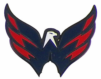Washington Capitals Logo Pin #2