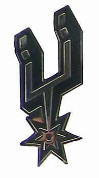 San Antonio Spurs Logo Pin - Spur