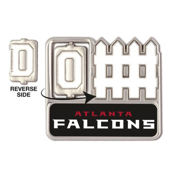Atlanta Falcons Offense / Defense Spinner Pin