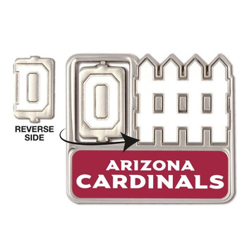 Arizona Cardinals Offense / Defense Spinner Pin