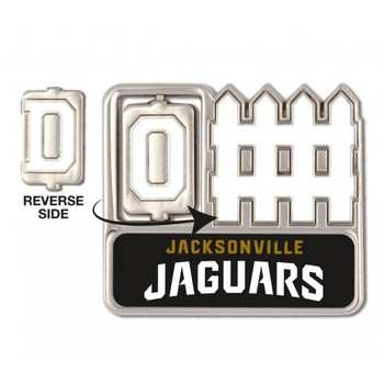 Jacksonville Jaguars Offense / Defense Spinner Pin