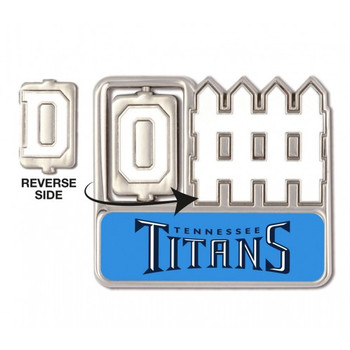 Tennessee Titans Offense / Defense Spinner Pin