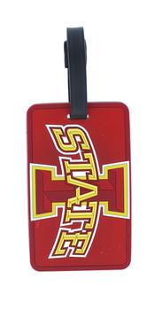 Iowa State Luggage Tag.