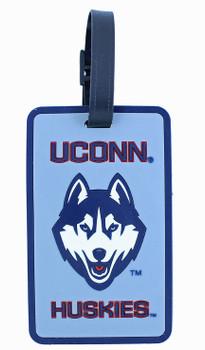University of Connecticut Uconn Bag / Luggage Tag