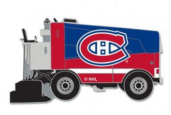 Montreal Canadiens Zamboni Pin