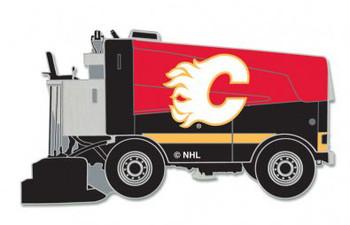 Calgary Flames Zamboni Pin