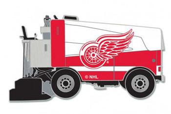 Detroit Red Wings Zamboni Pin.