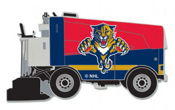 Florida Panthers Zamboni Pin.