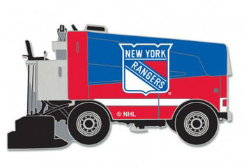 New York Rangers Zamboni Pin.