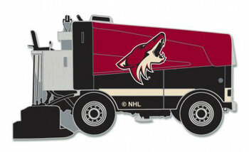 Arizona Coyotes Zamboni Pin