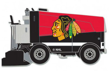 Chicago Blackhawks Zamboni Pin.