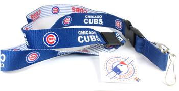 Chicago Cubs Reversible Lanyard
