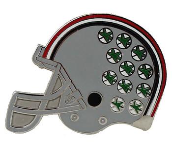 Ohio State Football Helmet Pin