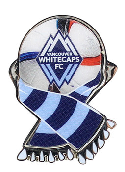 Vancounver White Caps Scarf Pin