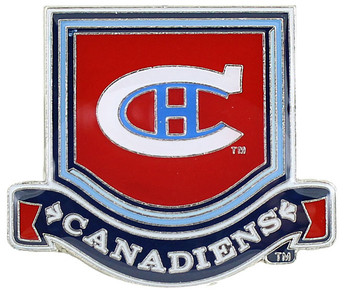 2016 NHL Winter Classic Montreal Canadiens Team Pin