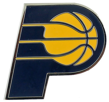 Indiana Pacers Logo Pin.