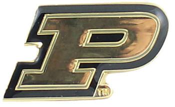 Purdue Logo Pin