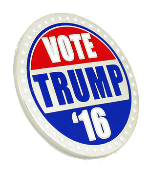 Vote Donald Trump Lapel Pin 2016