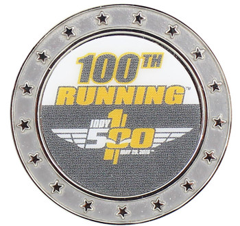 Indianapolis 500 100th Anniversary Pin