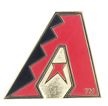 Arizona Diamondbacks Logo Pin.