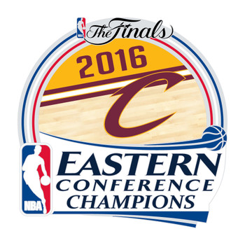 Cleveland Cavaliers 2016 Eastern Conference Champions Pin
