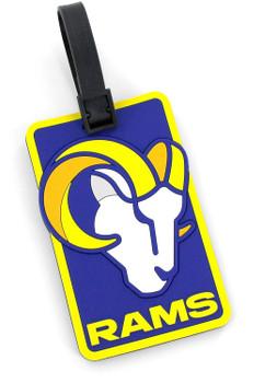 Los Angeles Rams Luggage Tag