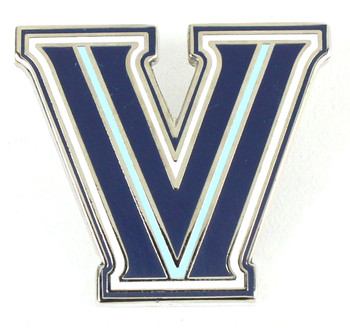 Villanova Wildcats Logo Pin