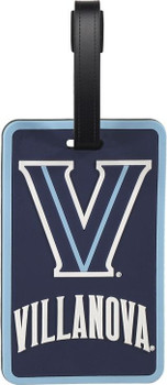 Villanova Wildcats Luggage Tag