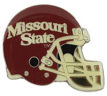 Missouri State Helmet Pin