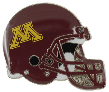 Minnesota Helmet Pin