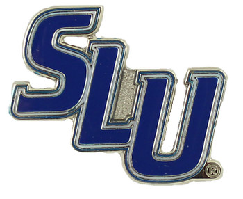 St. Louis University Logo Pin